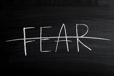 Fear of getting started in your business