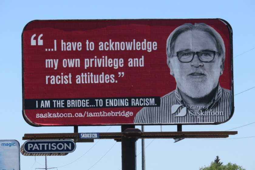 Saskatoon Fight Against Racism Campaign