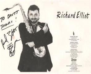 Richard Elliot (Tower of Power horns)