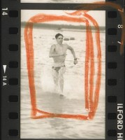 Runner Triathlete contact sheet
