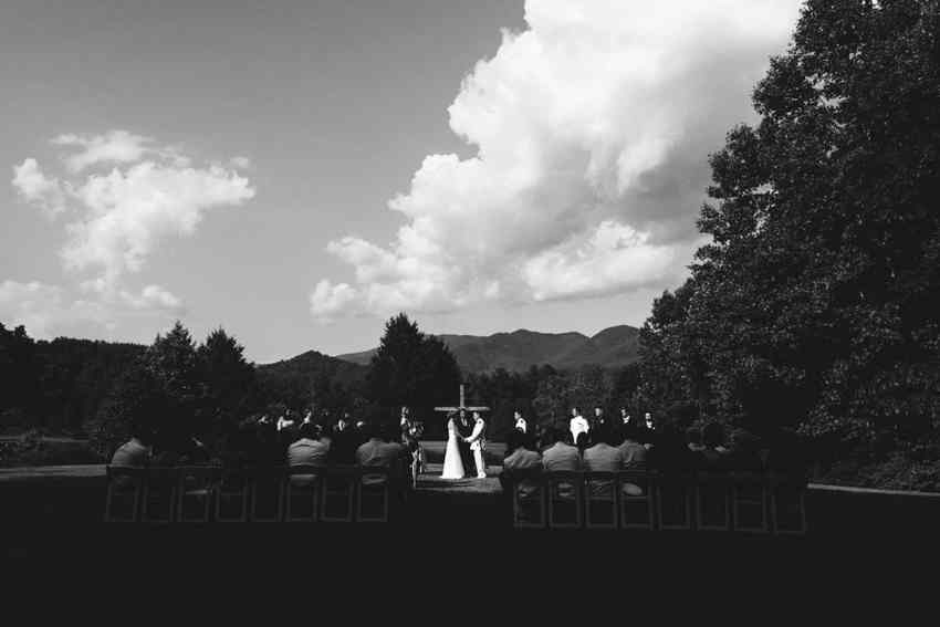 artistic wedding photographers asheville