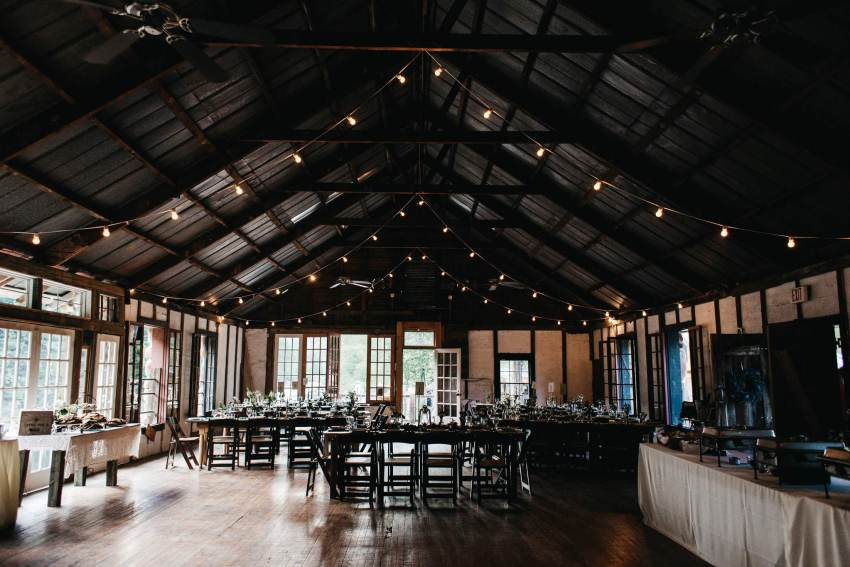 wedding venues near asheville