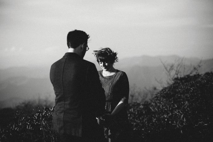 asheville elopement