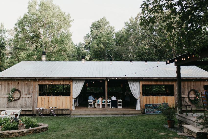 rock quarry farm chapel hill wedding