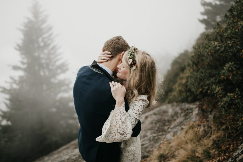 Pacific Northwest elopement