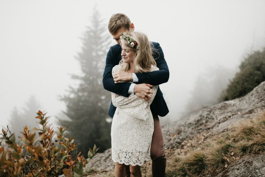 asheville elopement ideas