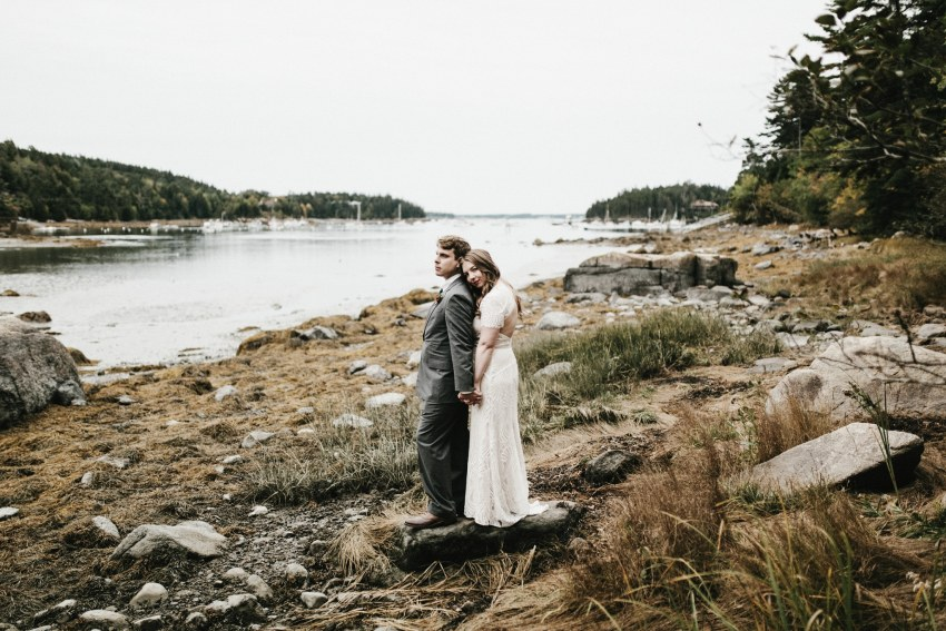 Acadia maine wedding