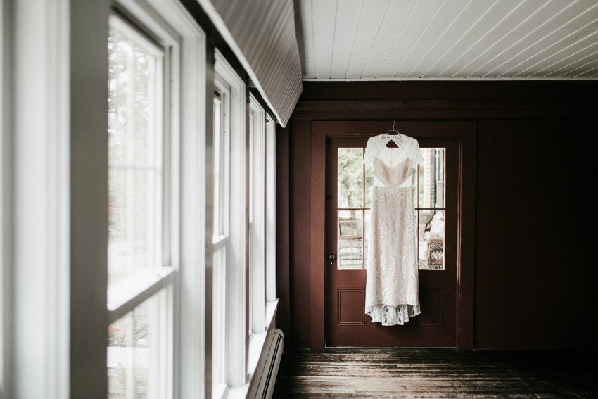 Acadia Maine wedding bhldn
