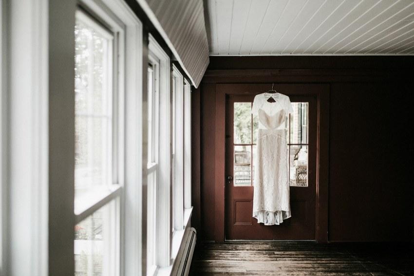 Acadia Maine wedding bhldn