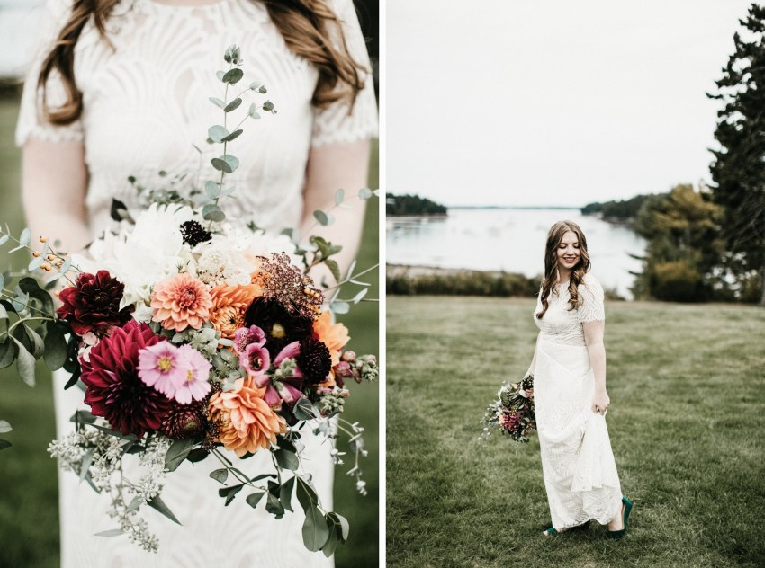 bar harbor maine wedding bhldn