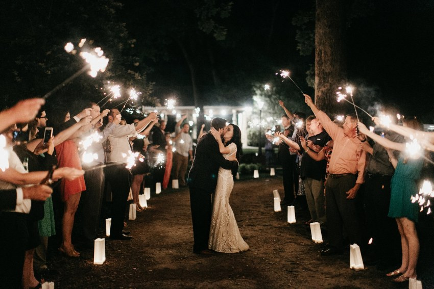 south carolina outdoor wedding