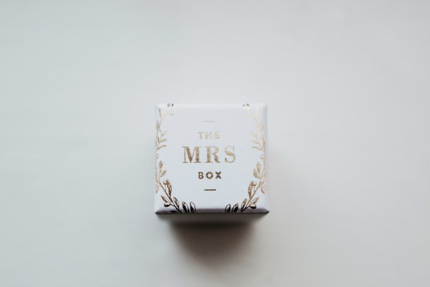 the mrs. box wedding ring