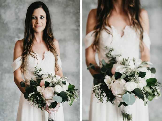 wedding bouquet boone