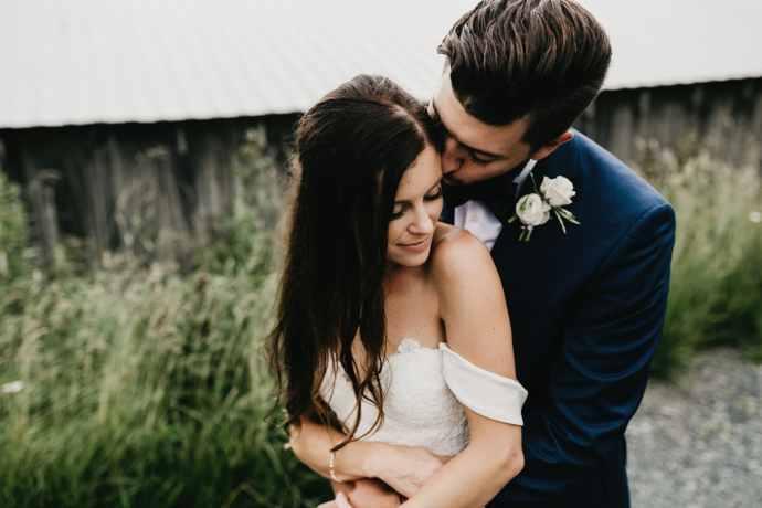 overlook barn beech mountain wedding