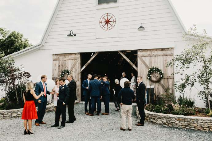 wedding venues boone nc