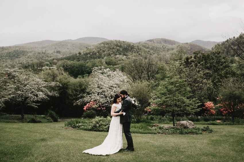 Brett & Jessica Photography | Asheville wedding venues