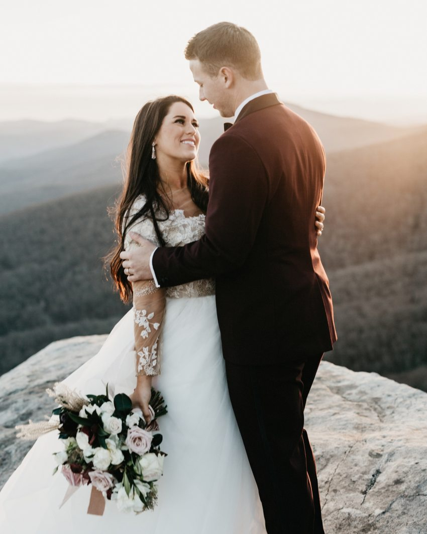 Brett & Jessica Photography | rough ridge elopement photos