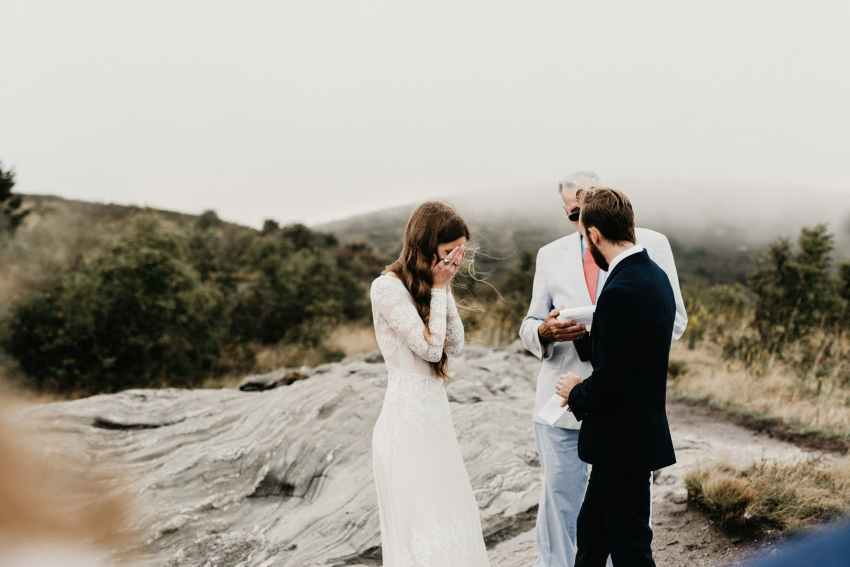 North Carolina elopement locations
