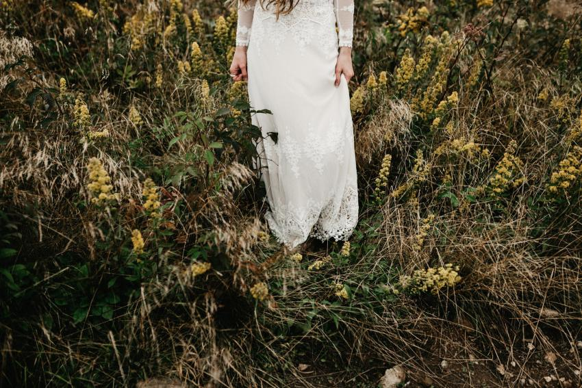 Black balsam knob elopement
