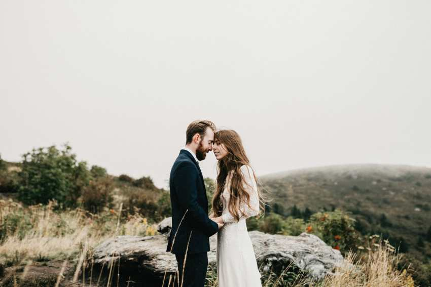 Asheville elopement