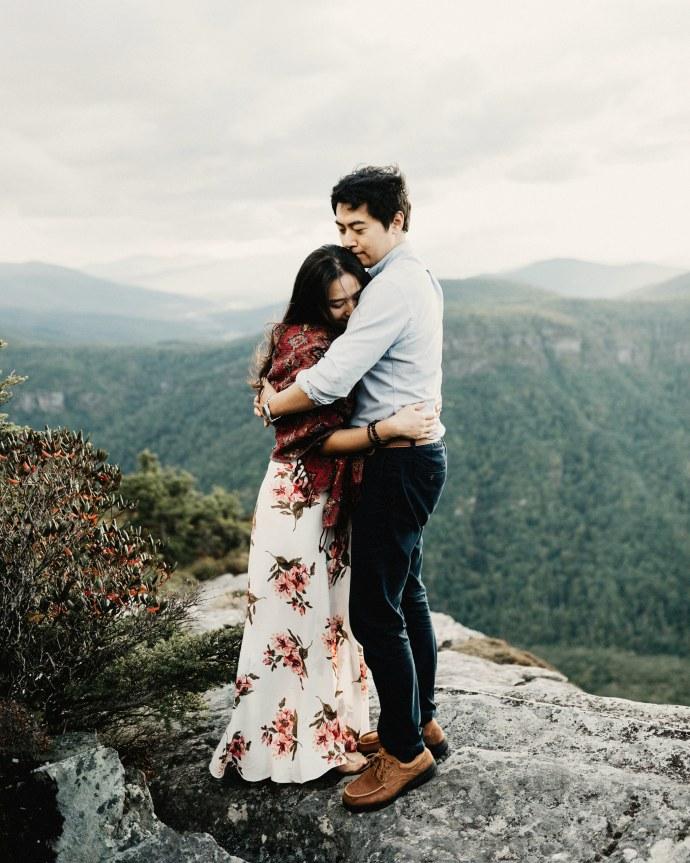 Asheville elopement locations