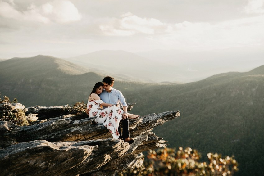 epic engagement photos