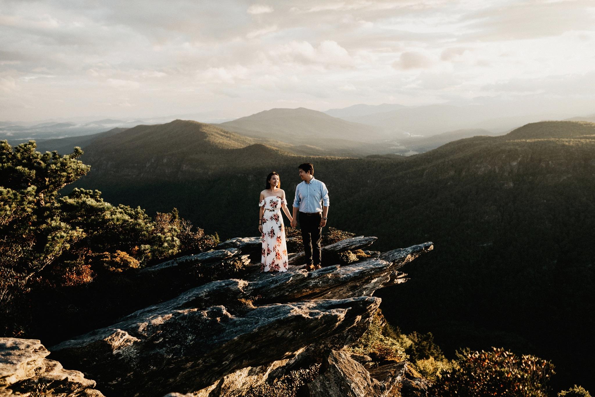 best engagement photos North Carolina