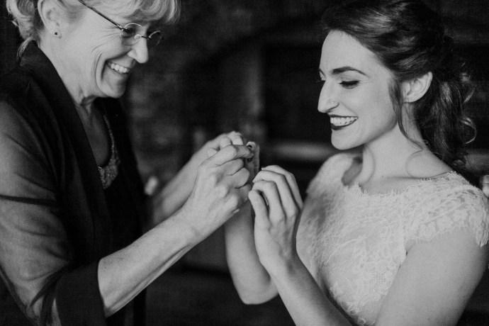 Husband and wife wedding photographers asheville