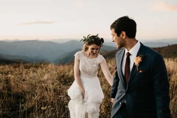 best asheville elopement photographer