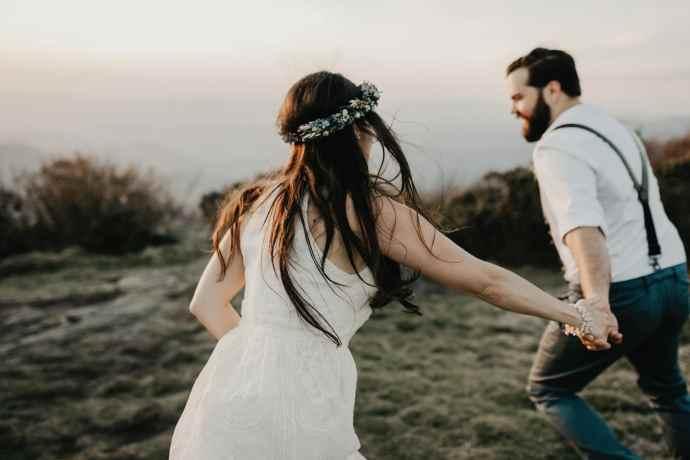 asheville blue ridge parkway weddings