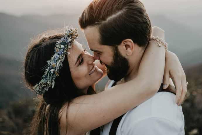 intimate asheville wedding photos
