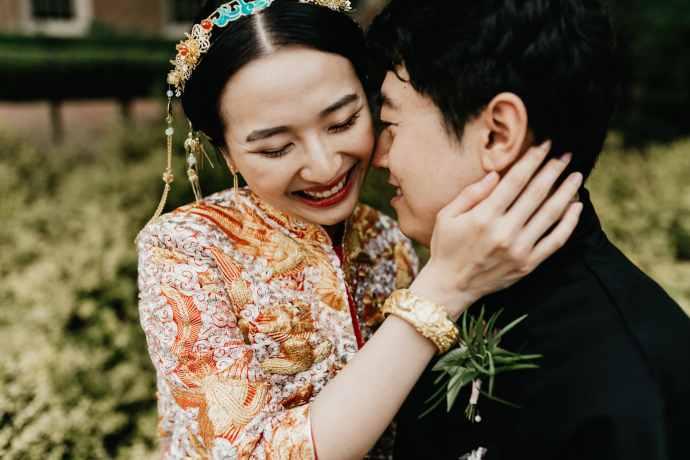 chinese wedding virginia