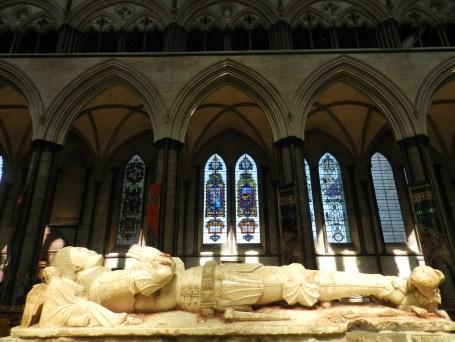 Salisbury Cathedral, interior