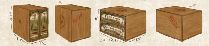 tuscany box
