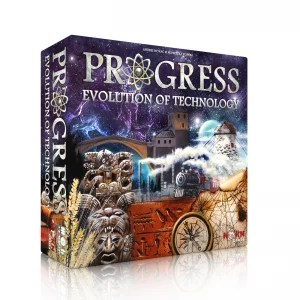Progress box