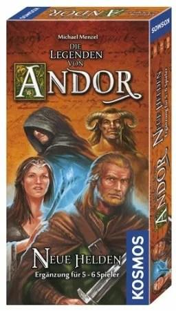 legenden von andor - neue helden