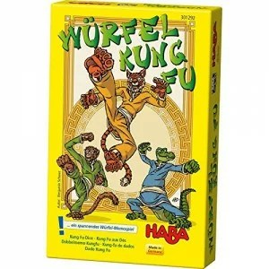 würfel kung fu box