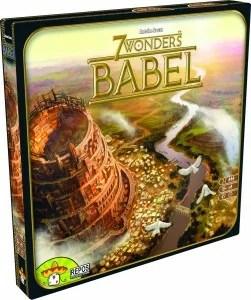 7wonders babel box