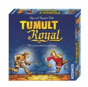 tumult royal box