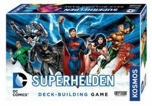 dc superhelden box
