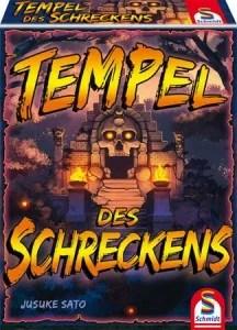 tempel des schreckens box
