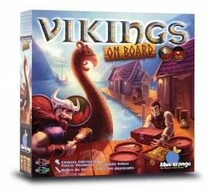 vikings on board box