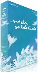 then we held hands box
