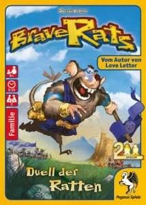 Brave Rats Box