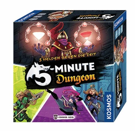 5 minuten dungeon box