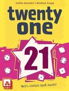 twenty one box