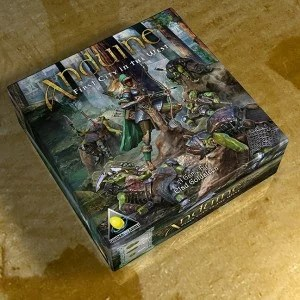 anunine box