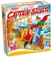 Captain silver box
