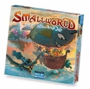 small world islands box