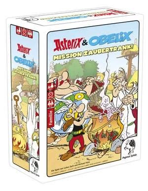 Asterix box mission